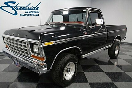 1978 Ford F100 for sale 100960707