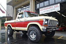 1978 Ford F150 for sale 100780197