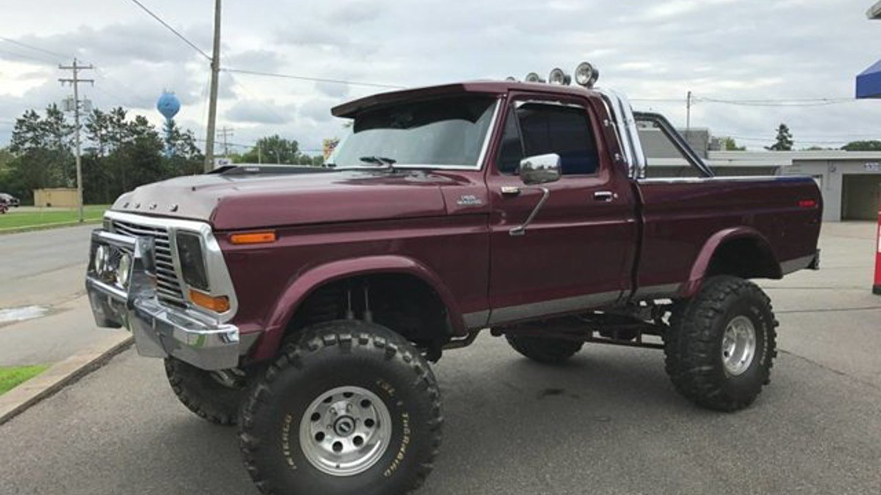 1978 Ford F150 for sale 100905343