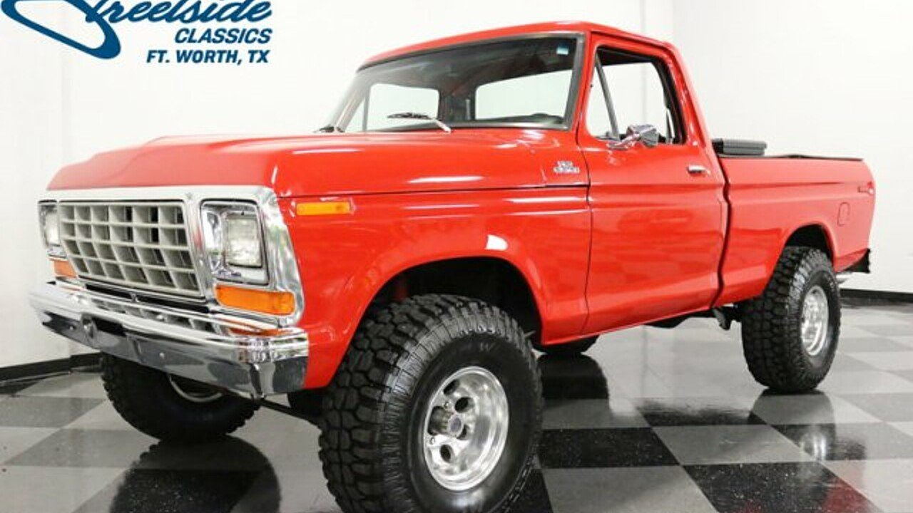 1978 Ford F150 for sale near Fort Worth, Texas 76137 - Classics on ...