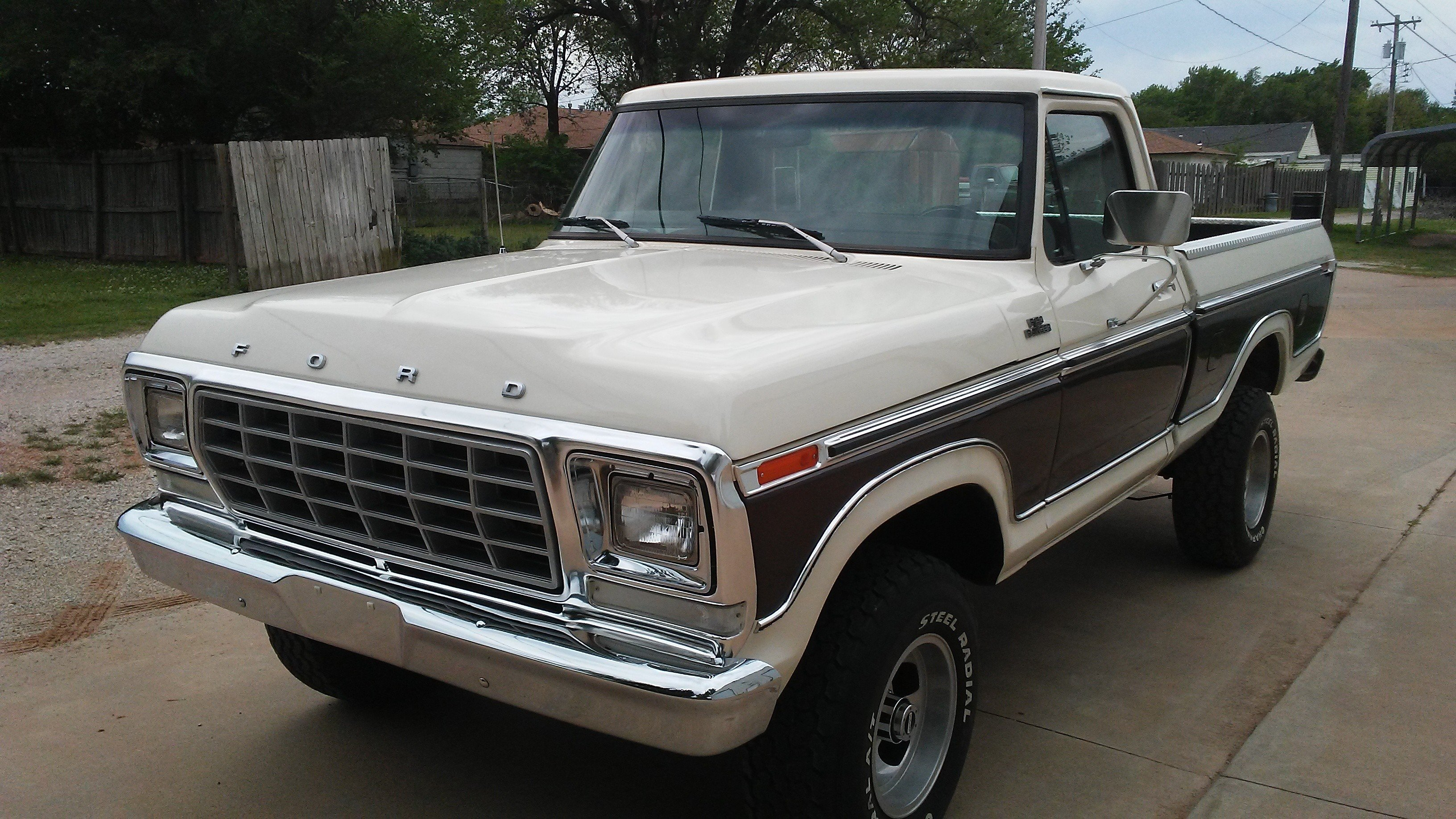 1978 Ford F150 For Sale Near Perry  Oklahoma 73077