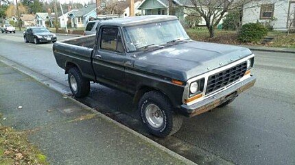 1978 Ford F150 for sale 100838805