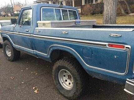 1978 Ford F150 for sale 100846305