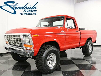 1978 Ford F150 for sale 100911791