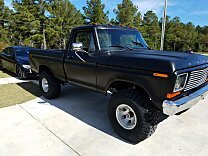 1978 Ford F150 4x4 Regular Cab for sale 100923200