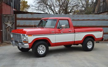 1978 Ford F150 2WD Regular Cab for sale 100996007