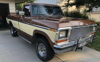1978 Ford F150 4x4 Regular Cab for sale 101004781
