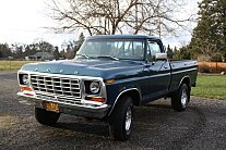 1978 Ford F150 4x4 Regular Cab for sale 101007012