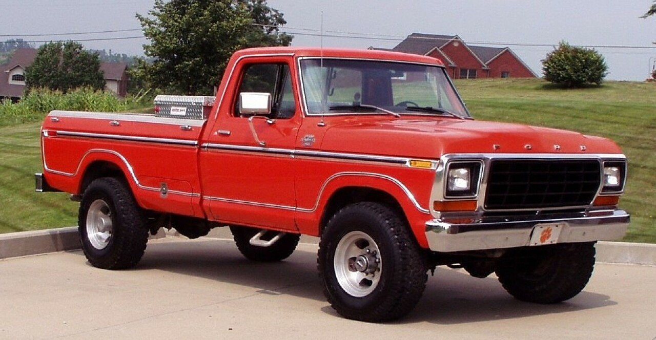 1978 ford f250 for sale near richmond kentucky 40475 classics on autotrader. Black Bedroom Furniture Sets. Home Design Ideas