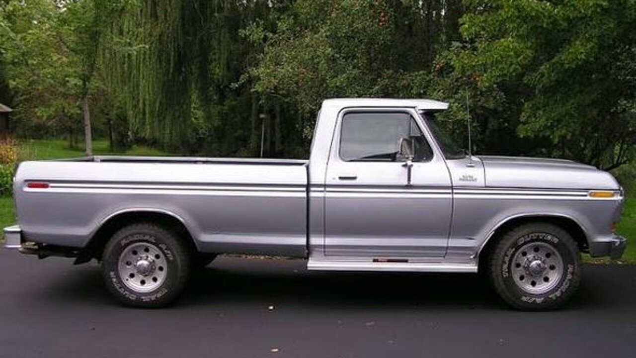 1978 Ford F250 for sale 100818046