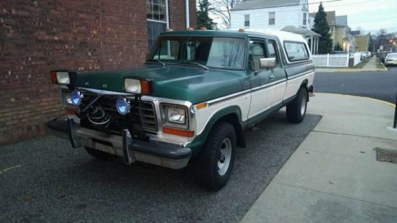 1978 ford f250 for sale 100906559