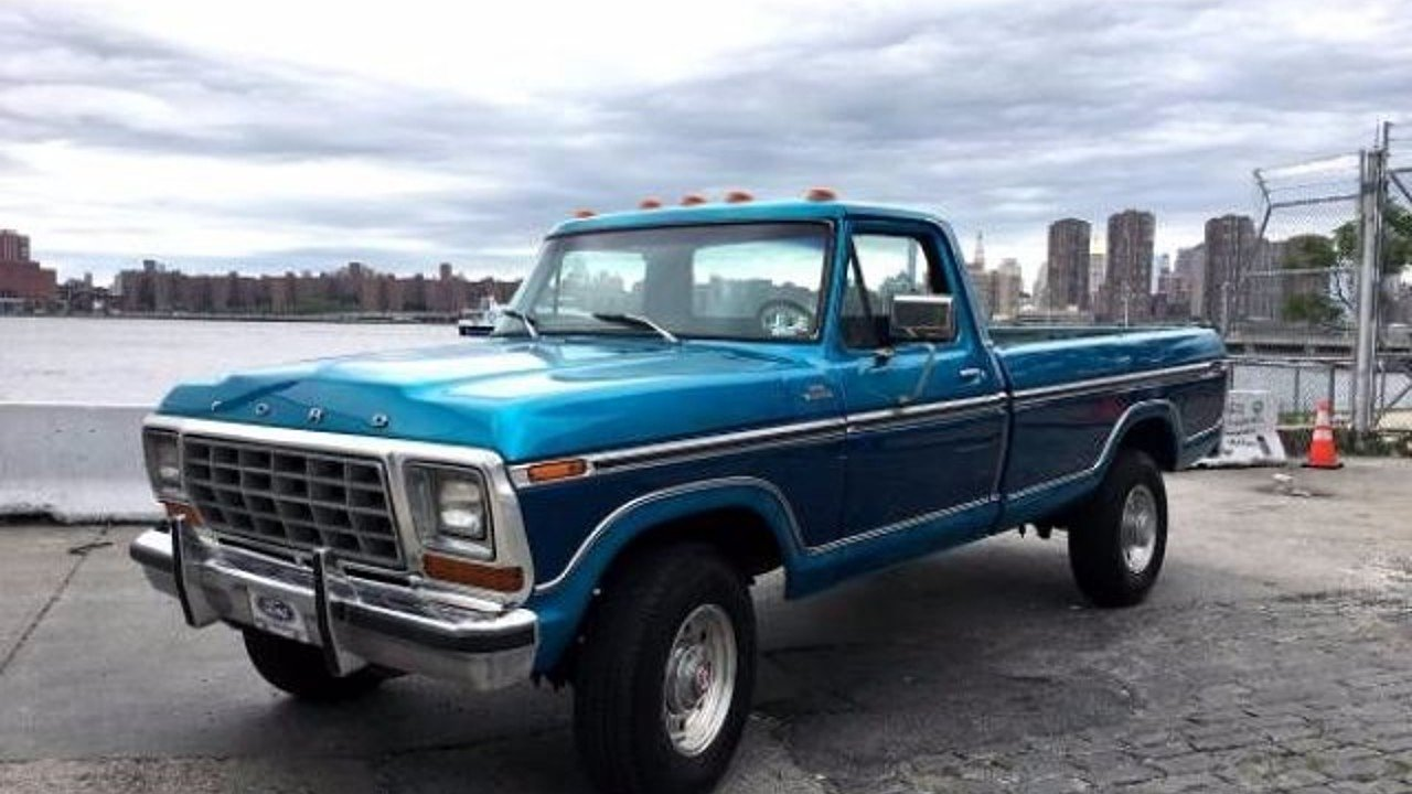 1978 Ford F250 for sale 100911084