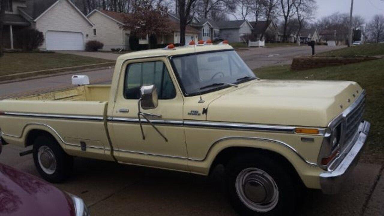 1978 Ford F250 for sale near Cadillac, Michigan 49601 - Classics on ...