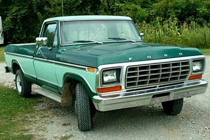 1978 Ford F250 for sale 100915737