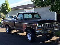 1978 Ford F250 4x4 Regular Cab for sale 100924574