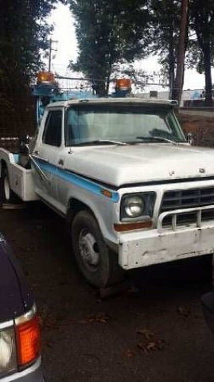 1978 Ford F350 for sale 100804006