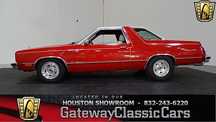 1978 Ford Fairmont for sale 100964107