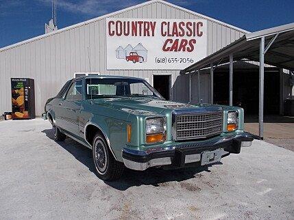 1978 Ford Granada for sale 100799245