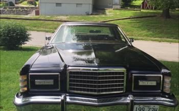 1978 Ford LTD Sedan for sale 100768234
