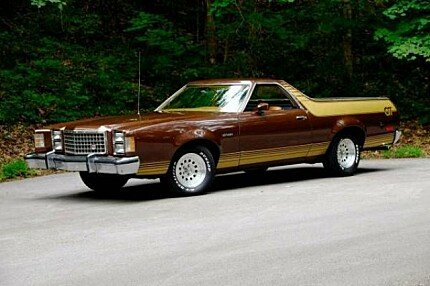 1978 Ford Ranchero for sale 100977897