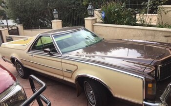 1978 Ford Ranchero for sale 101006218