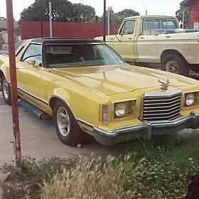 1978 Ford Thunderbird for sale 100771309