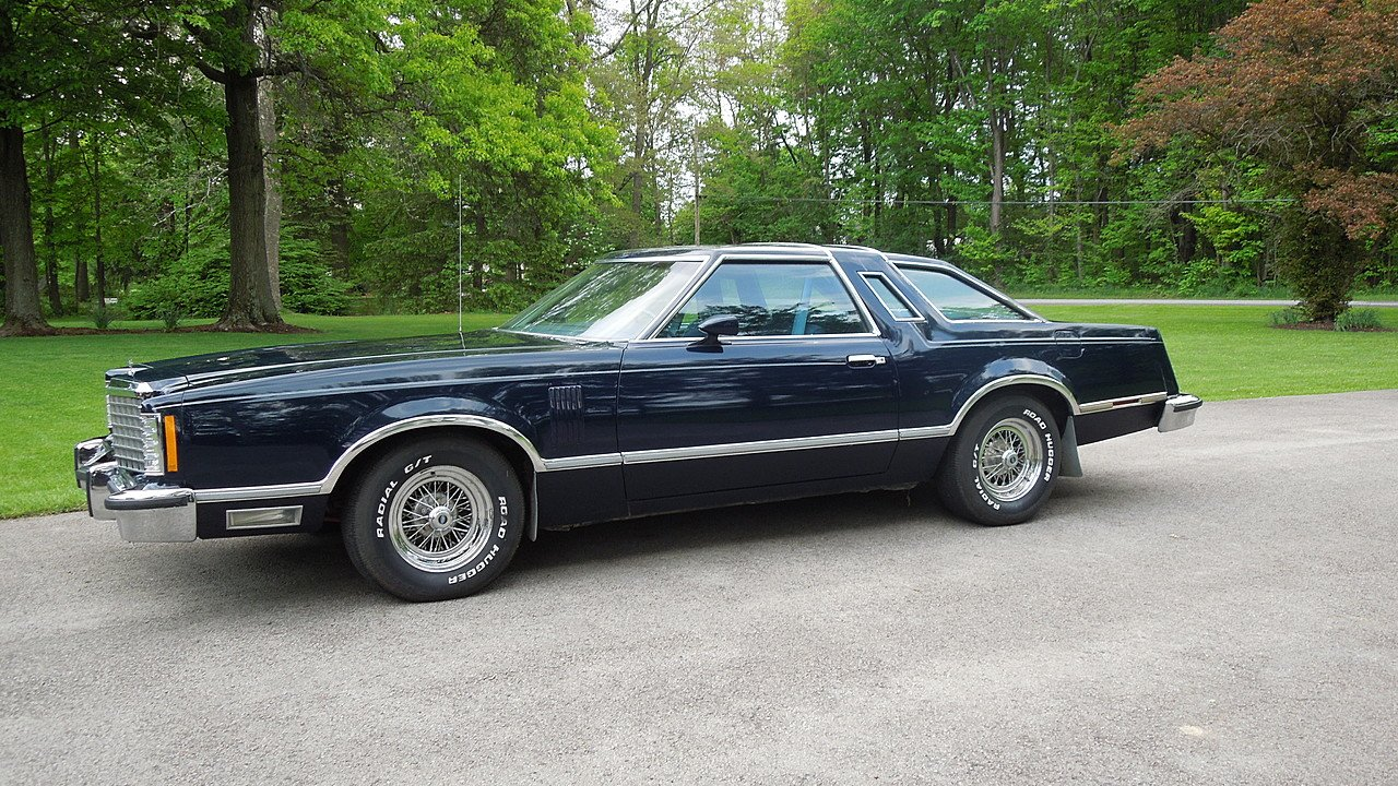 1978 Ford Thunderbird for sale 100871618