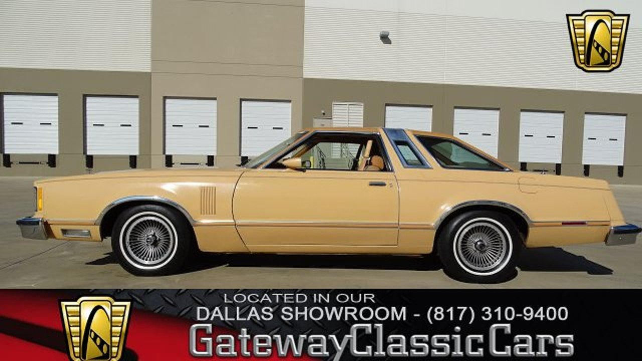 1978 Ford Thunderbird for sale 100949510