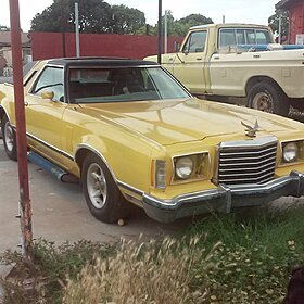 1978 Ford Thunderbird for sale 100771309