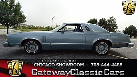 1978 Ford Thunderbird for sale 100920373