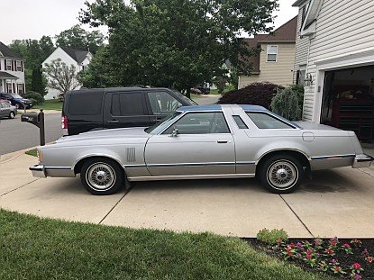 1978 Ford Thunderbird for sale 100992044