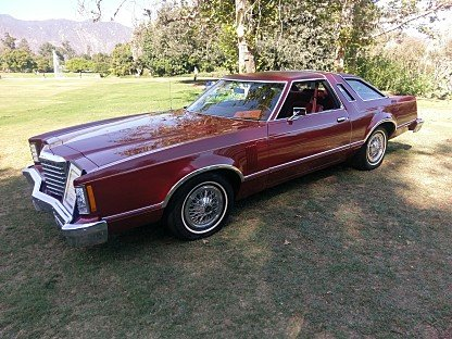 1978 Ford Thunderbird for sale 100994644