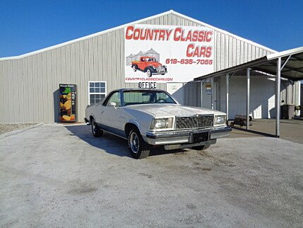 1978 GMC Caballero for sale 100954945