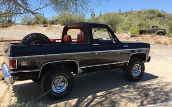 1978 GMC Jimmy 4WD 2-Door for sale 100929934