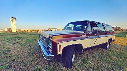 1978 GMC Suburban 2WD for sale 100969767