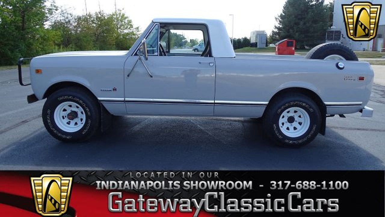 1978 International Harvester Scout for sale 100948881