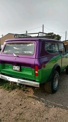1978 International Harvester Scout for sale 100907090