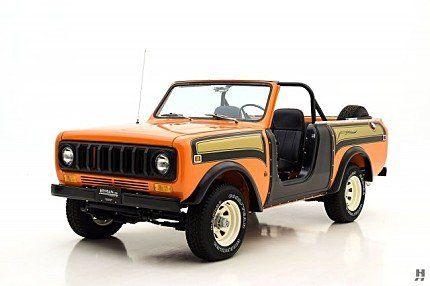 1978 International Harvester Scout for sale 101004209
