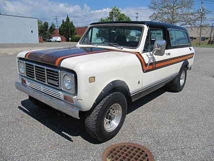 1978 International Harvester Scout for sale 101028396