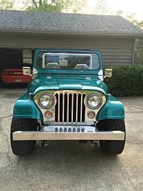 1978 Jeep CJ-5 for sale 100747072