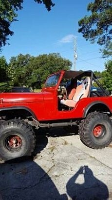 1978 Jeep CJ-5 for sale 100829474