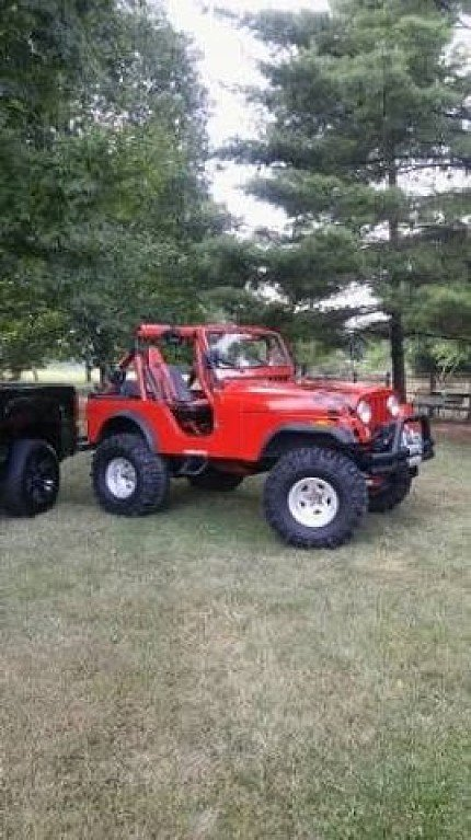 1978 Jeep CJ-5 for sale 100829708