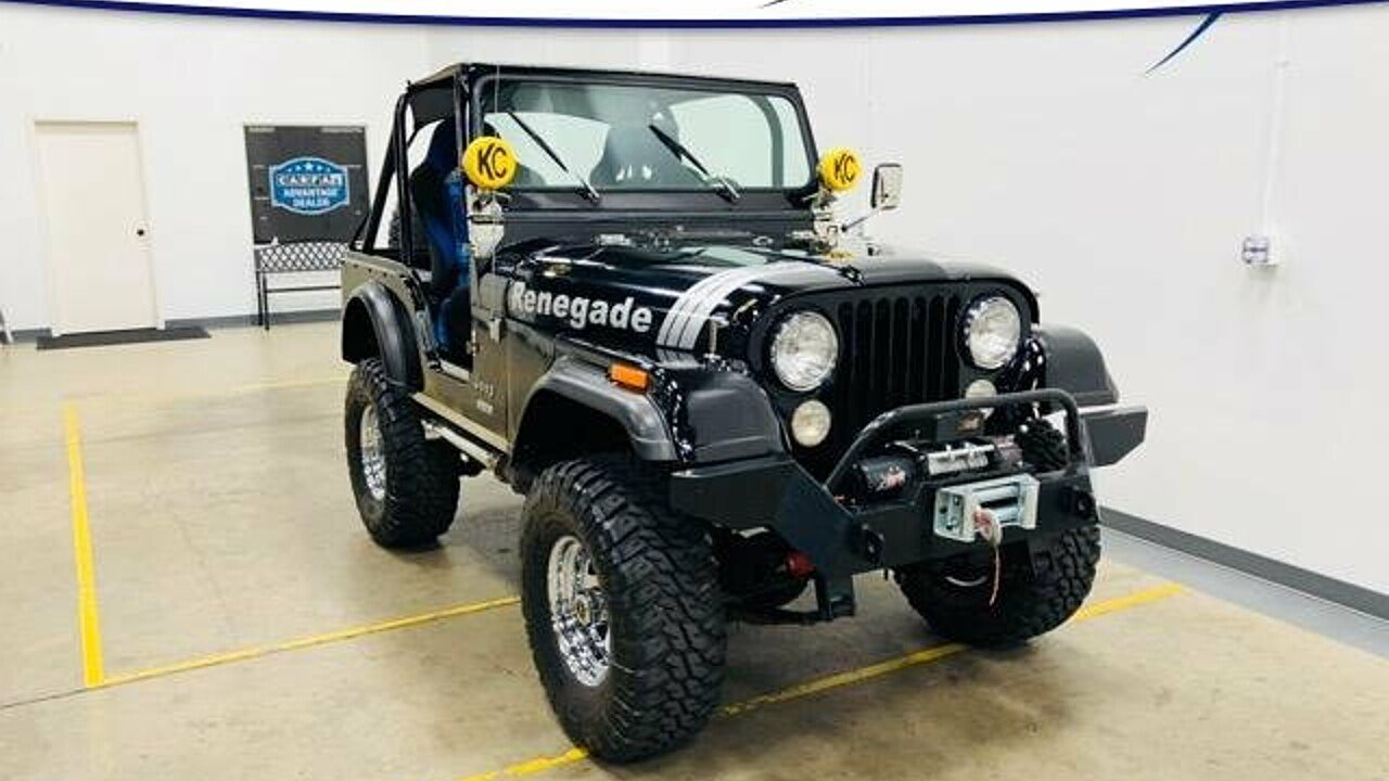 1978 Jeep CJ-5 for sale 100974125