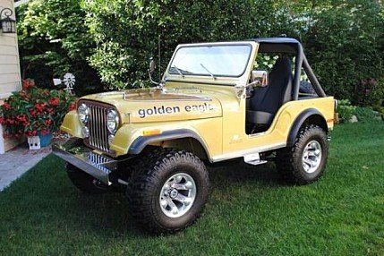 Jeep CJ-5 Clics for Sale - Clics on Autotrader