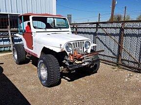 1978 Jeep CJ-5 for sale 100866505