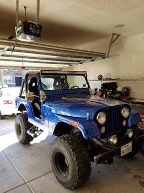 1978 Jeep CJ-5 for sale 100931639