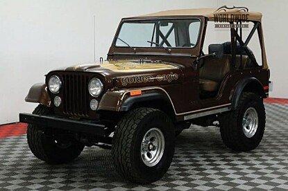 1978 Jeep CJ-5 for sale 100947133