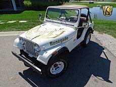 1978 Jeep CJ-5 for sale 101028980