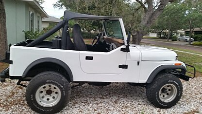 1978 Jeep CJ-7 for sale 100765178