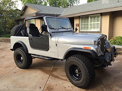 1978 Jeep CJ-7 for sale 100768137
